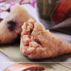 杂粮粽子的做法