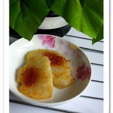 油煎粽子的做法