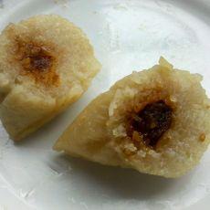 阿胶蜜枣粽的做法