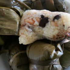俄罗斯风味粽子