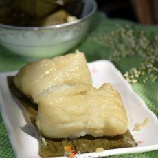 清水原味粽―原汁原味的美味