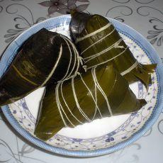 红枣江米粽子
