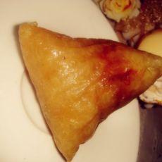 白水豆沙粽的做法