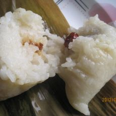 红枣糯米粽