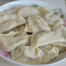 爱心饺子――七夕美食