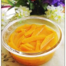芒果味南瓜的做法