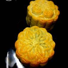 黄油酥皮月饼