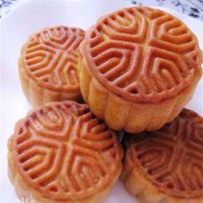椰蓉月饼的做法