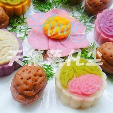 (中秋)冰皮月饼——核家欢乐的做法
