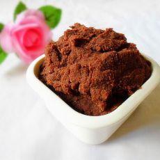 自制细红豆沙