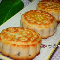 五仁提浆月饼