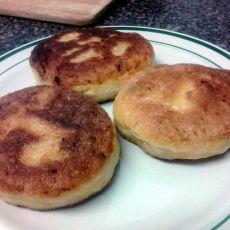 南瓜糯米藕饼