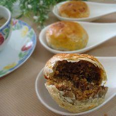 栗子酥饼的做法