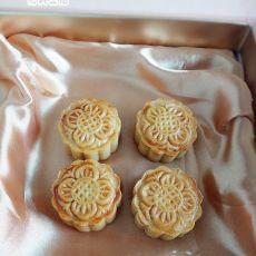白芸豆月饼