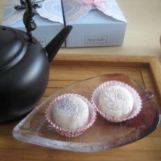 中秋自制冰皮月饼