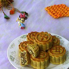 冬蓉百果月饼