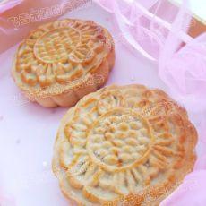 广式蛋黄月饼的做法