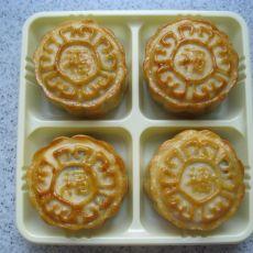 广式板栗月饼