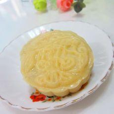 花生豆沙月饼