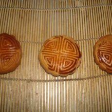 广式月饼(红豆馅)