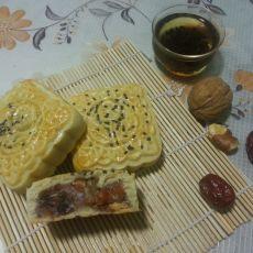 广式果脯月饼