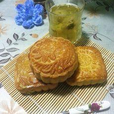 广式豆蓉月饼