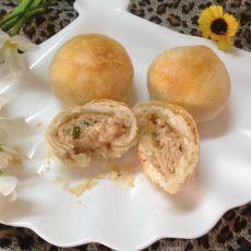 鲜肉酥皮月饼