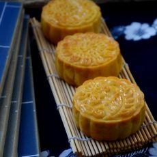 广式抹茶月饼
