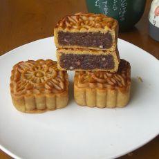 冬瓜红豆月饼
