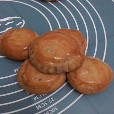 巴旦木豆蓉馅广式月饼