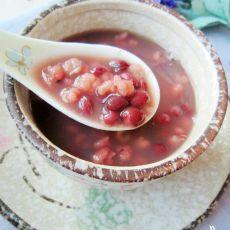红豆薏米糖水