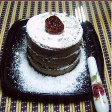 巧克力小松糕