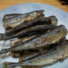 (原创首发)香煎秋刀鱼