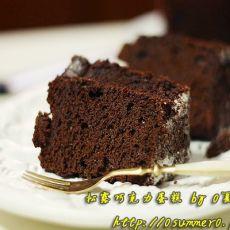 松露巧克力蛋糕
