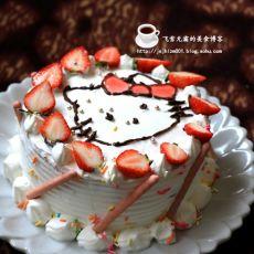 KETTY猫蛋糕的做法