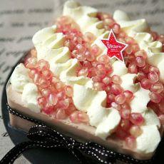 蜜桃慕斯乳酪蛋糕