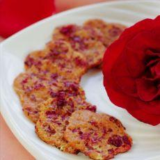 奶香玫瑰煎蛋饼