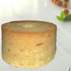 超Q润香橙戚风蛋糕