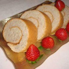 草莓芝士蛋糕卷