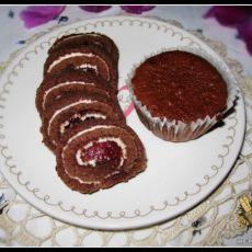 原创首发~巧克力海绵蛋糕
