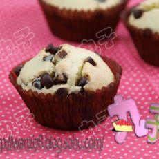 焦糖巧克力豆马芬的做法