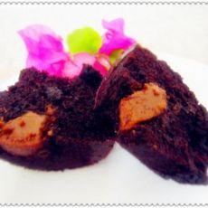 巧克力夹心纸杯蛋糕