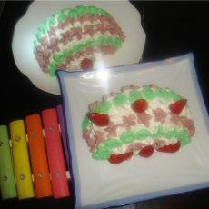 彩虹蛋糕桥