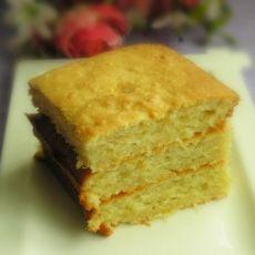凤梨酸奶马芬蛋糕