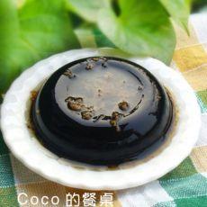 桂花蜜龟灵膏的做法