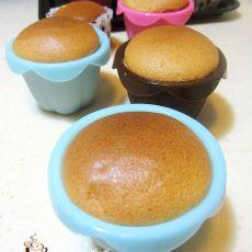 柠香蜂蜜小蛋糕
