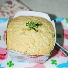 百里香玛芬蛋糕