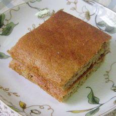 法式可可海绵蛋糕