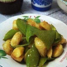 土豆炒青椒的做法