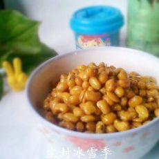 酥炸小黄豆